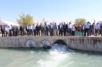 MUSTAFA FıRAT - Samsat Sulama Pompaj İstasyonunun Resmi Açılışı Yapıldı