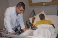HÜSEYIN ARSLAN - Somali'den Diyarbakır'a Ameliyat Olmaya Geldi