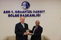 NURETTIN ÖZDEBIR - Sri Lanka'dan Ankaralı Yatırımcıya Davet