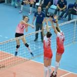 BULGAR - Sultanlar Son Şampiyona Set Vermedi