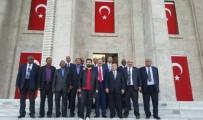 ÇANAKKALE DESTANI - Uluslararası Üniversiteler Konseyi Başkanı Orhan Hikmet Azizoğlu Açıklaması