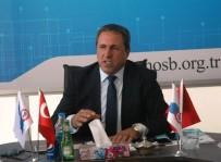 BURHAN KAYATÜRK - Van OSB Yönetim Kurulu Başkanı Şemsettin Bozkurt Açıklaması