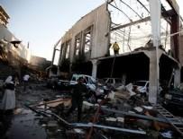 YEMEN - Yemen'de taziye merasimine saldırı