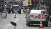 KURUKÖPRÜ - Adana'da 'Bombalı Araç' Paniği