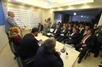 ADALET VE KALKıNMA PARTISI - AK Parti Bayburt İl Danışma Meclisi Toplantısı Yapıldı