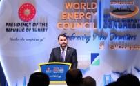 MIHENK TAŞı - Bakan Albayrak Açıklaması 'Enerji, Çatışmanın Değil Barışın Kaynağı Olabilir'