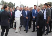 HÜSEYIN ÇAMAK - Bakan Elvan Ve Tüfenkci Mersin'de