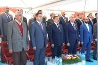 AHMED-I HANI - Bakan Eroğlu Ağrı'da Toplu Açılış Törenine Katıldı