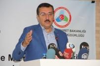 FİYAT ARTIŞI - Bakan Tüfenkci Açıklaması 'Yaş Meyve-Sebzedeki Zayiat Kaybımız 25 Milyar Lira'