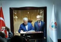 ULAŞTIRMA DENİZCİLİK VE HABERLEŞME BAKANI - Başbakan Yıldırım'a Sığınak Olan Ilgaz Tüneli'nin Adı Ilgaz 15 Temmuz İstiklal Tüneli Olacak