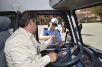 EMNIYET KEMERI - Başkent'te Servis Araçlarına Sıkı Denetim