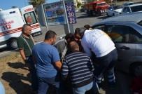 Burhaniye'de Kaza Ucuz Atlatıldı