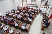KOCAALILER - Büyükşehir Belediye Meclisi 10 Ekim'de Toplanıyor