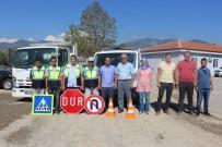 TRAFİK LEVHASI - Büyükşehir Belediyesinden Alanya'ya Özel Trafik Ekibi