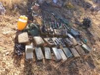 HAKKARİ ÇUKURCA - Çukurca'daki Operasyonda Toplam 39 Terörist Öldürüldü
