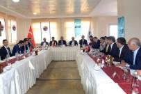 ADNAN DEMIR - DAP Projeleri İzleme Ve  Değerlendirme Toplantısı Yapıldı