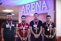 BILARDO - Diyarbakır'da Düzenlenen Bilardo Şampiyonası Sona Erdi