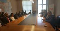 ADALET VE KALKıNMA PARTISI - Gana Yatırım İşlerinden Sorumlu Devlet Bakanı Fosu, Ankara'da