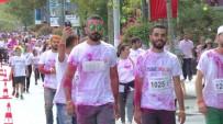 OTIZM - Kadıköy 'Otizm Koşusu' İle Renklendi
