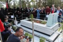 KEREM SÜLEYMAN YÜKSEL - Kayınvalide, Şehit Halisdemir'in Yanına Defnedildi