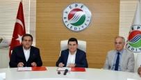 FİZİK TEDAVİ - Kepez Belediyesi İle AKHB Protokol İmzalandı