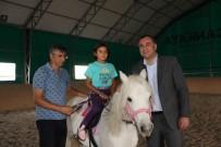 SOSYAL SORUMLULUK PROJESİ - Miniklerin Heyecanla Beklediği 'Pony Park' Açıldı