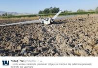 TEKNİK ARIZA - Motoru Arızalanan İHA, Elazığ'da Zorunlu İniş Yaptı