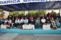 HAKAN HATİPOĞLU - Uluslararası Darıca Yarı Maratonunda Ünlüler Geçidi