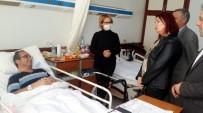 CUMHURIYET BAYRAMı - AGC'den Bülent Tezcan'a Ziyaret