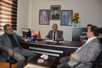 OSMAN YıLMAZ - AK Parti'den MHP'ye Hayırlı Olsun Ziyareti