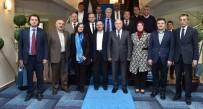 YUSUF BAŞER - AK Parti Genel Başkan Yardımcısı Sorgun'dan, Sekmen'e Ziyaret