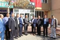 TERMAL TURİZM - Ak Parti Yerel Yönetimler Başkan Yardımcısı Koca'nın Hisarcık Ziyareti
