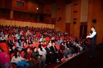 ÜNİVERSİTE SINAVI - Aksaray Belediyesi'nin Eğitime Katkısı Devam Ediyor