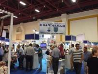 RıFAT HISARCıKLıOĞLU - Antalya 7. YÖREX Yöresel Ürünler Fuarı'nda Bandırma Tanıtıldı