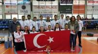 MEHMET ÖZTÜRK - Badmintonda Yıldırım Fırtınası