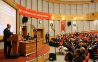 KANAL İSTANBUL - Bakan Soylu, Kaymakamlık Kursunun Açılış Dersini Verdi