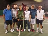 BÜLENT KERIMOĞLU - Bakırköy'de 'Cumhuriyet Kupası Tenis Turnuvası' Düzenlendi