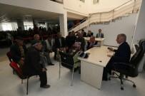 OSMAN ZOLAN - Başkan Zolan Halk Gününde Halkın Sorunlarını Dinledi