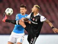GÖKHAN İNLER - Beşiktaş:1 Napoli: 1