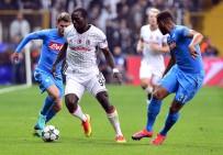 GÖKHAN İNLER - Beşiktaş, Napoli'yi Elinden Kaçırdı