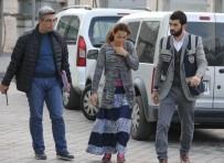 PARA HIRSIZLIĞI - Çaldıkları Altınlarla Yakalanan 3 Kişi Adliyeye Sevk Edildi