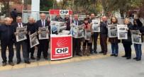 BAHRİYE ÜÇOK - CHP Bilecik İl Teşkilatından Cumhuriyet Gazetesi'ne Yönelik Operasyona Tepki