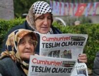 BAŞÖRTÜLÜ - Cumhuriyet'in eyleminde 'başörtü' tiyatrosu