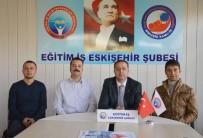 KAMU ÇALIŞANI - Eğitim-İş Başkanı Bayraktar'dan 'İhraç' Açıklaması