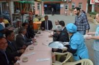 MURAT GÜVEN - Hastane Yönetiminden Vatandaşlara Aşure İkramı