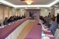 TURGAY ALPMAN - Iğdır'da Köylere Hizmet Götürme Birliği Toplantısı