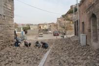 YENI CAMI - İncesu Belediyesi Tarihi Dokuyu Korumaya Devam Ediyor