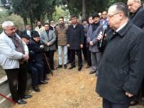 ALTıNOK ÖZ - Kartallı Kazım Ölümünün 56'Ncı Yıl Dönümünde Mezarı Başında Anıldı