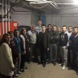 KAZAN DAİRESİ - Korkuteli'de Kalorifer Ateşçiliği Kursu