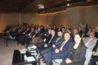 SERBEST MUHASEBECİ MALİ MÜŞAVİRLER ODASI - Mali Müşavir Oda Başkanları Ve Yöneticileri Eskişehir'de Bir Araya Geldi